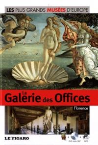 Le Figaro - La Galerie des Offices, Florence. 1 DVD