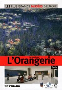 Le Figaro et Federica Bustreo - Le musée de l'Orangerie, Paris. 1 DVD