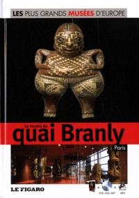 Le Figaro - Le musée du quai Branly, Paris. 1 DVD