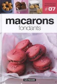 Le Figaro - Macarons fondants.