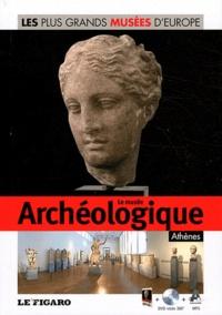 Le Figaro - Musée Archéologique, Athènes. 1 DVD