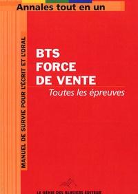 Le Génie des glaciers - BTS Force de vente.