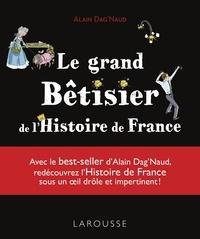 Livre à télécharger gratuitement en pdf Le grand Bêtisier de l'Histoire de France