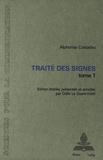 """Le guern-forel Odile - Traité des signes, tome 1 - L'Interim fait par dialogues""""."""