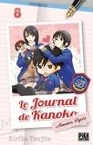 Ririko Tsujita - Le journal de Kanoko - Années lycée T08.