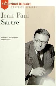 Le Magazine littéraire - Jean-Paul Sartre.