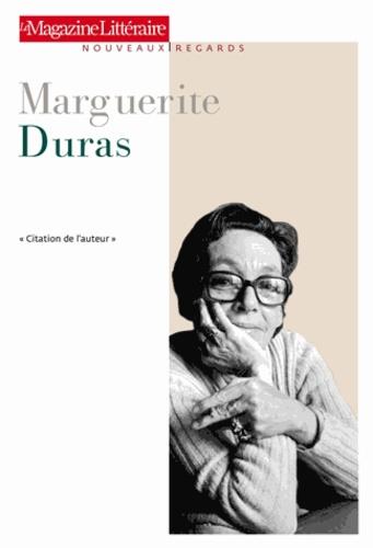 Le Magazine littéraire - Marguerite Duras.
