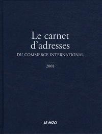 Le MOCI - Le carnet d'adresses du commerce international. 1 Cédérom