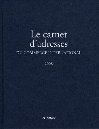 Le MOCI - Le carnet d'adresses du commerce international. 1 Cédérom