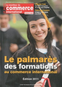 Le MOCI - Le Moci N° 1880, du 23 décem : Le palmarès des formations au commerce international.