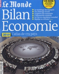 Antoine Reverchon et Pierre Jullien - Bilan économie - L'atlas de 179 pays. 1 Cédérom