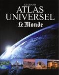 Le Monde - Le grand atlas universel.