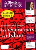Jean-Paul Guetny et Hans Küng - Le Monde des religions N° 1, Septembre-Octo : Les rénovateurs de l'Islam.