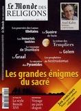 Frédéric Lenoir et Axel Kahn - Le Monde des religions N° 12, Juillet-Août : Les grandes énigmes du sacré.