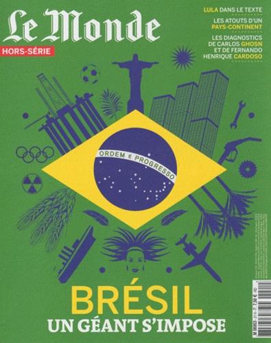 Martine Jacot - Le Monde Hors-série : Brésil, un géant s'impose.