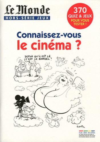 Patricia Rousseau et Raoul Dickson - Le Monde Hors-série jeux : Connaissez-vous le cinéma ?.