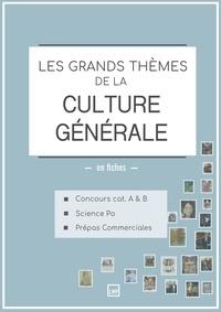 Le Monde Politique - Fiches de culture générale - les grands thèmes.