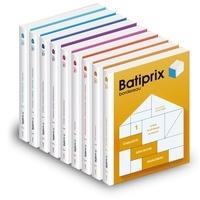 Le Moniteur éditions - Batiprix bordereau - Pack en 9 volumes.