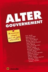Le Muscadier - Altergouvernement - 18 ministres citoyens pour une réelle alternative.