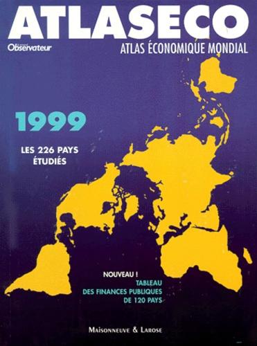 Le Nouvel Observateur - Atlaséco 1999.