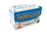 Le Parisien et Fabrice Pinel - La boîte à quiz Paris Culte.