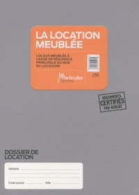 Deedr.fr La location meublée - Locaux meublés à usage de résidence principale ou non du locataire Image