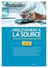 Le Particulier - Le prélèvement à la source.