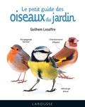 Le petit guide des oiseaux du jardin.