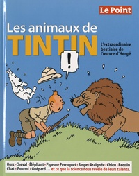 Le Point - Les animaux de Tintin.