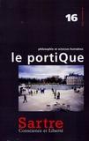 Laurent Husson et Guillaume Seydoux - Le Portique N° 16, 2e semestre 2 : Sartre - Conscience et liberté.