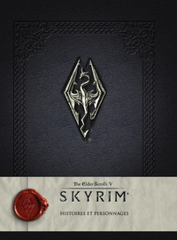 Era-circus.be The Elder Scrolls V, Skyrim - Histoires et personnages Image