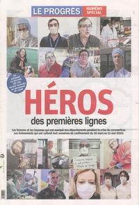 Xavier Antoyé - Le Progrès Hors-série juin 2020 : Héros des premières lignes.