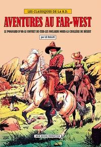 Le Rallic - Aventures au far-west.