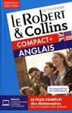 Le Robert & Collins - Le Robert & Collins Compact + anglais - Français-anglais ; anglais-français.