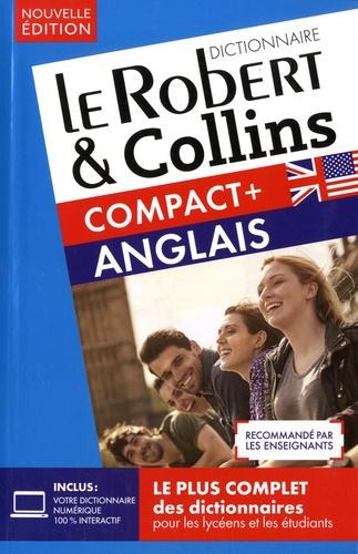 Le Robert & Collins Compact + anglais. Français-anglais ; anglais-français  Edition 2019