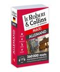 Le Robert & Collins - Le Robert & Collins Maxi français-allemand et allemand-français.