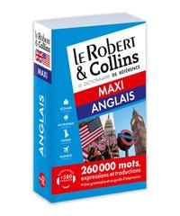 Le Robert Collins Maxi Francais Anglais Et Anglais