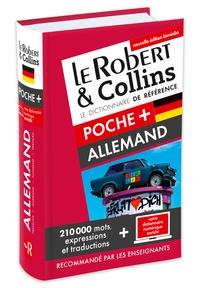 Le Robert & Collins - Le Robert & Collins poche + allemand.