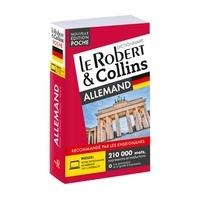 Le Robert & Collins - Le Robert & Collins poche allemand - Français-allemand ; Allemand-français.
