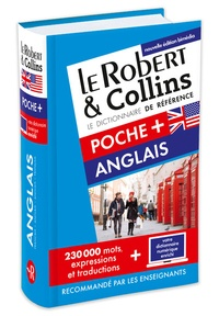 Le Robert & Collins - Le Robert & Collins poche+ anglais.