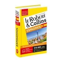 Le Robert & Collins - Le Robert & Collins poche + espagnol - Français-espagnol/espagnol-français.