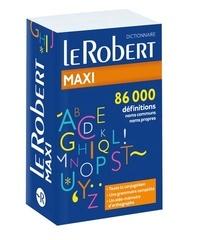 Le Robert - Le Robert maxi.