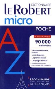 Le Robert - Le Robert micro poche.