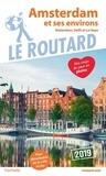 Le Routard - Amsterdam et ses environs - Rotterdam, Delft et La Haye. 1 Plan détachable