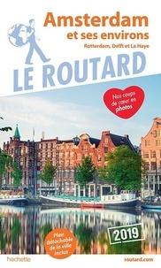 Télécharger des livres en ligne pdf Amsterdam et ses environs  - Rotterdam, Delft et La Haye PDF RTF ePub