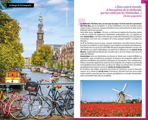 Amsterdam et ses environs. Rotterdam, Delf et La Haye  Edition 2020 -  avec 1 Plan détachable