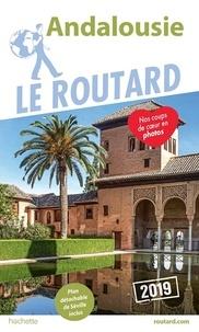 Le Routard - Andalousie. 1 Plan détachable