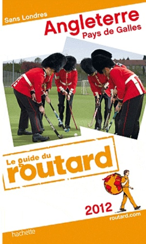 Le Routard - Angleterre, Pays de Galles.