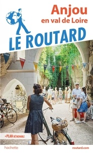 Le Routard - Anjou. 1 Plan détachable
