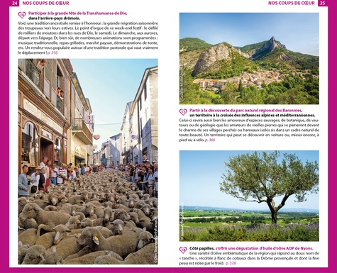 Ardèche, Drôme (Auvergne-Rhône-Alpes)  Edition 2021-2022